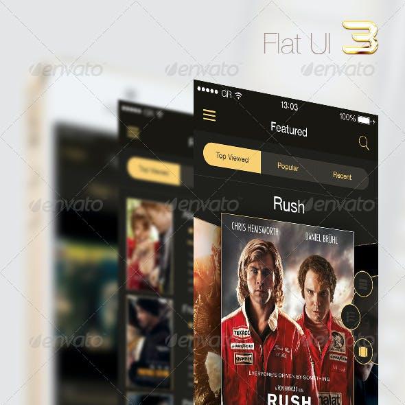 Flat UI 3