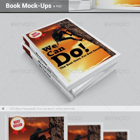 Book Mock-Ups