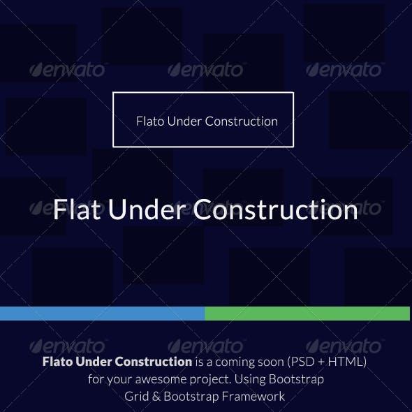 Flato Under Construction + HTML