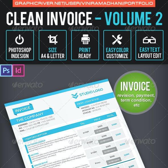Invoice Template | Volume 2