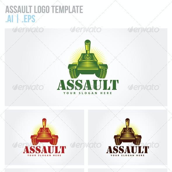Army Tank Logo Templates