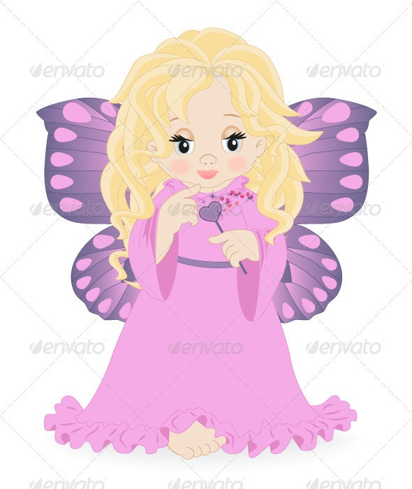 Magical Fairy - People Characters
