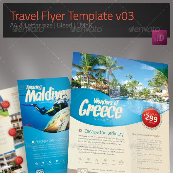 Travel Flyer 02