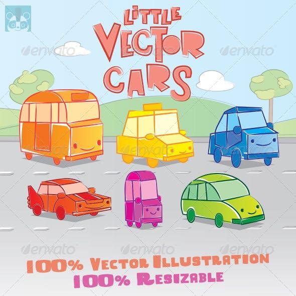Little Vector Cars