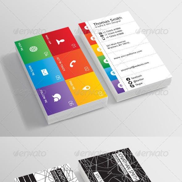 Business Card Bundle Vol.10