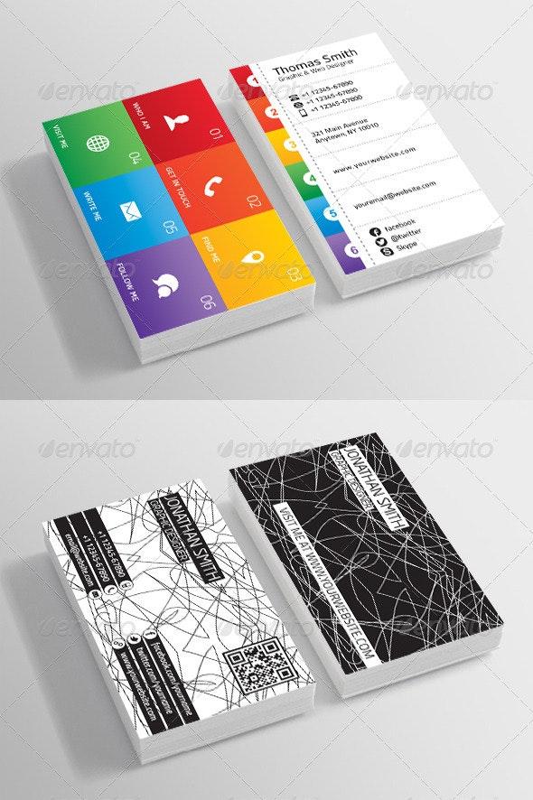 Business Card Bundle Vol.10 - Creative Business Cards