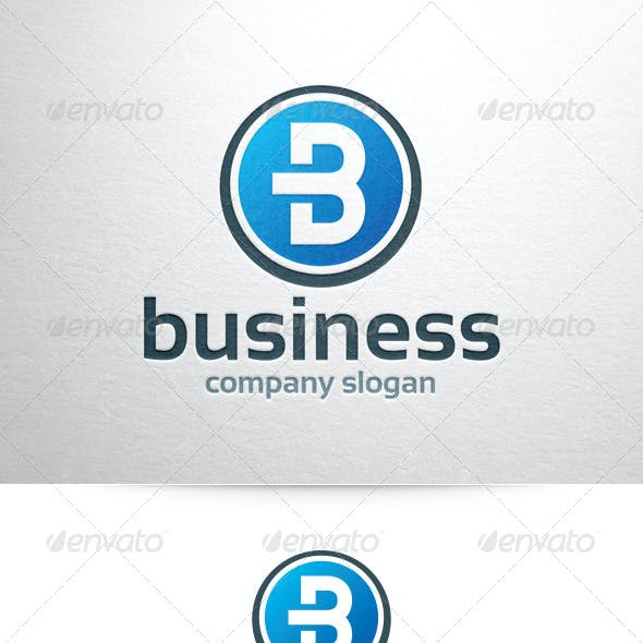 Business - Letter B Logo Template