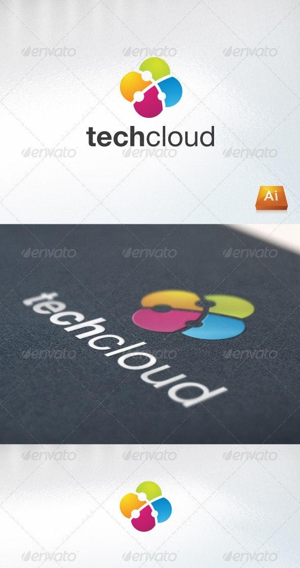 techcloud - Abstract Logo Templates