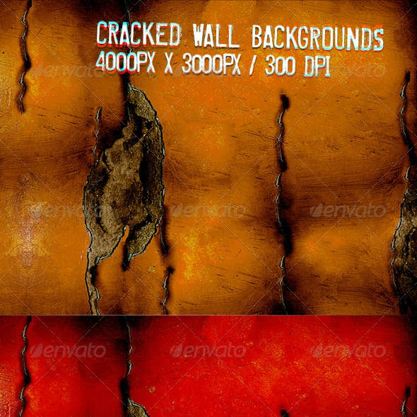 Cracked Wall Textures