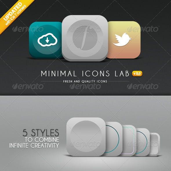 Minimal Icons Lab