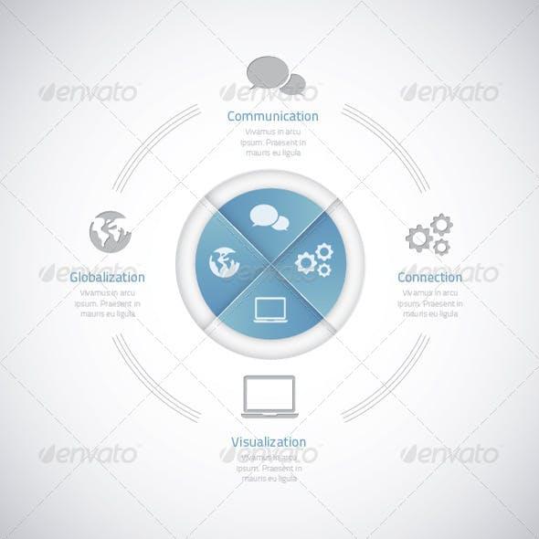 Modern Business Vector Options
