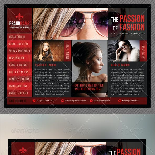 Fashion Product Flyer 28
