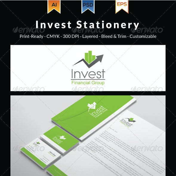 Invest Stationery