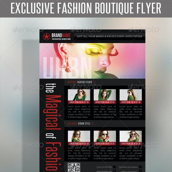 Fashion Product Flyer 30