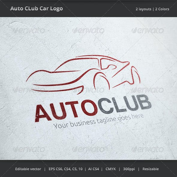 Auto Club Car Logo