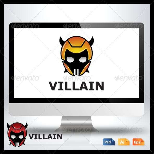 Villain Logo