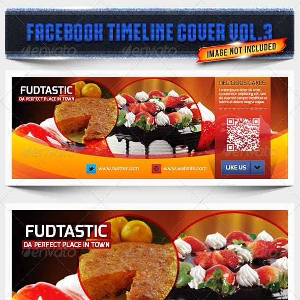 Fudtastic - Facebook Page Cover