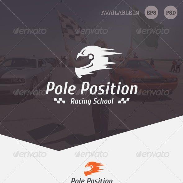 Pole Position Logo Template