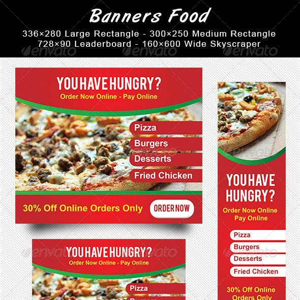 Banners Food