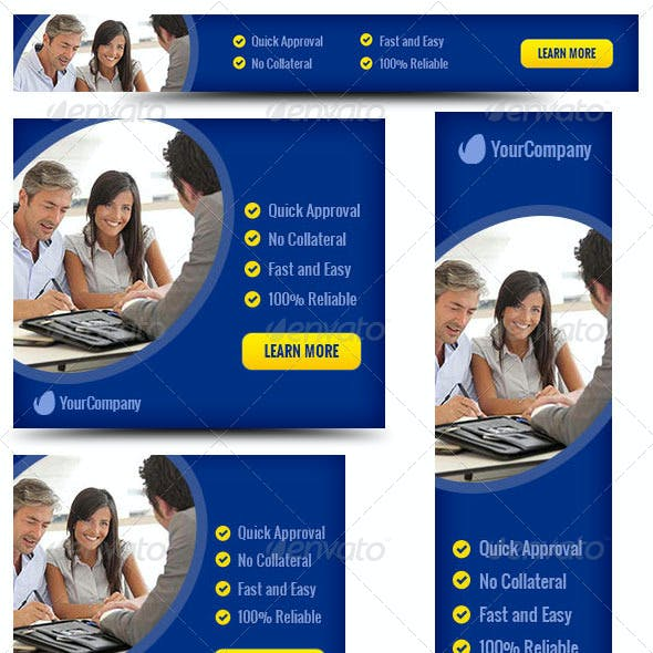 Loans Advert Graphics Designs Templates From Graphicriver