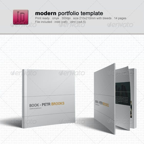 Modern Portfolio Template