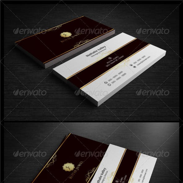 Corporate Business Card V1