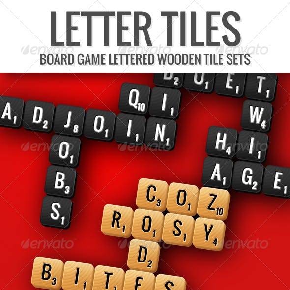Scrabble Graphics, Designs & Templates from GraphicRiver