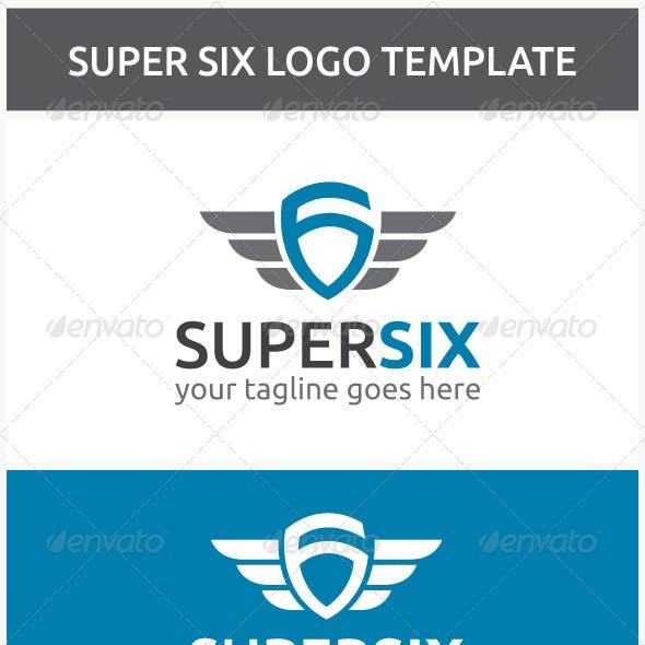 Super Six Logo
