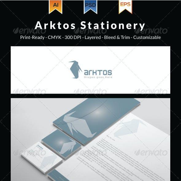Arktos Stationery