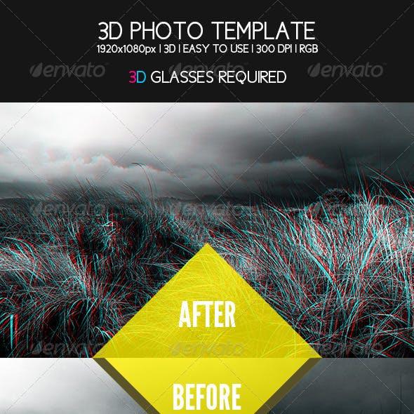 3D Photo Template