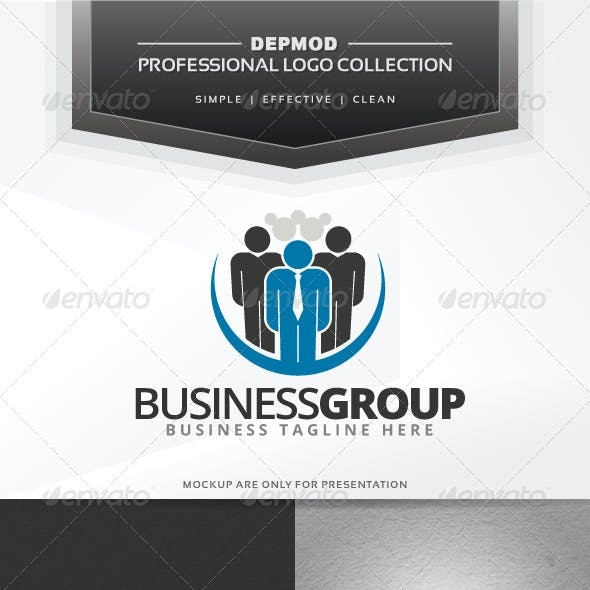 Business Group Logo