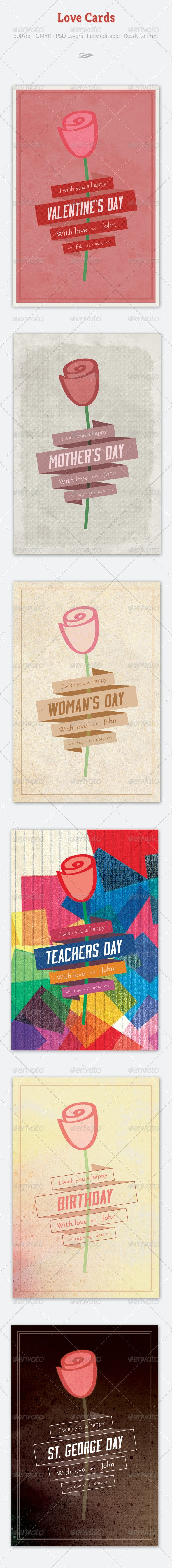 Love Cards - Greeting Cards Cards & Invites