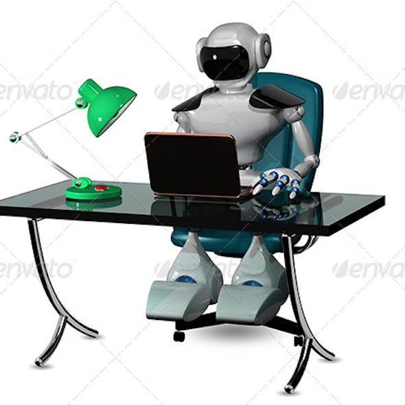 Robot at the Table