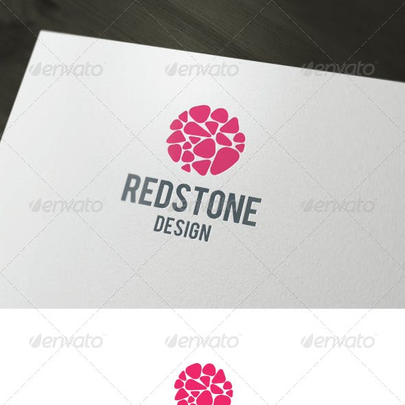 Red Stone Logo