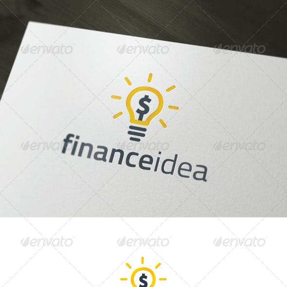 Finance Idea Logo