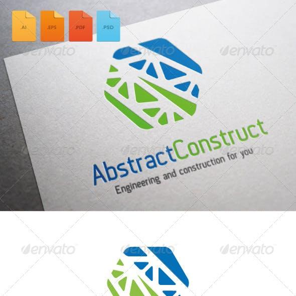 Logo Abstract Construct