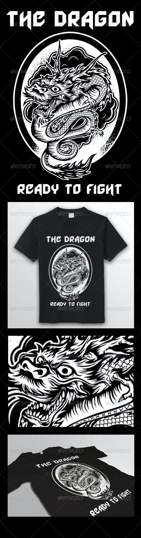 Dragon T-Shirt - Designs T-Shirts