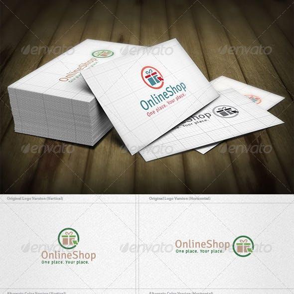 Online Gift Shop Logo