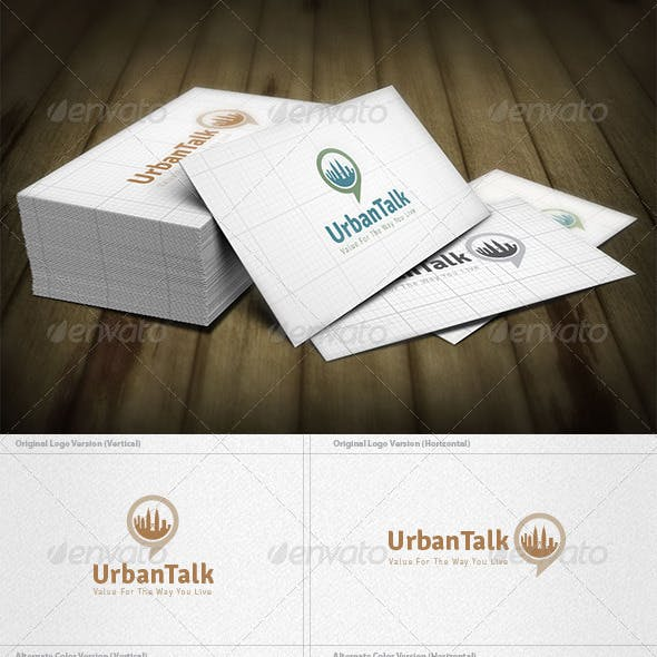 Urban Talk Logo