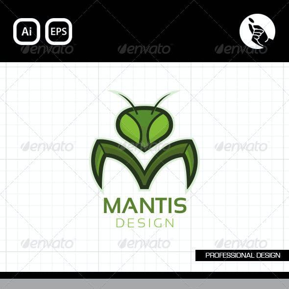Mantis Design Logo