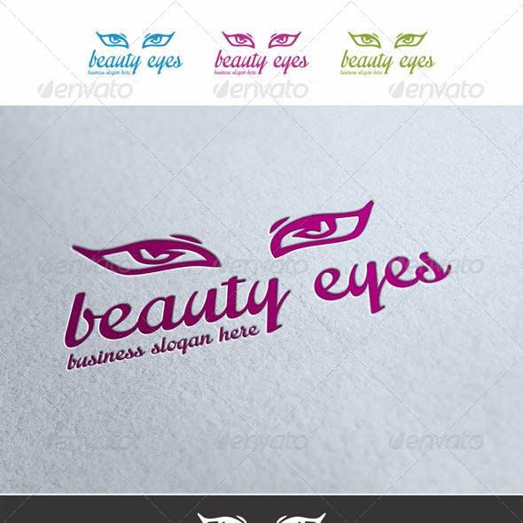 Beautiful Eyes Logo