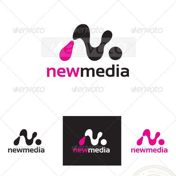 "Abstract ""N"" Logo-2395"