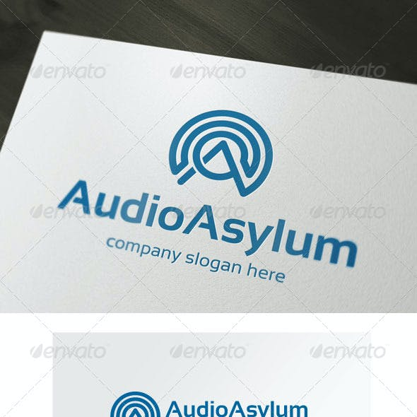 Audio Asylum by debo243 | GraphicRiver