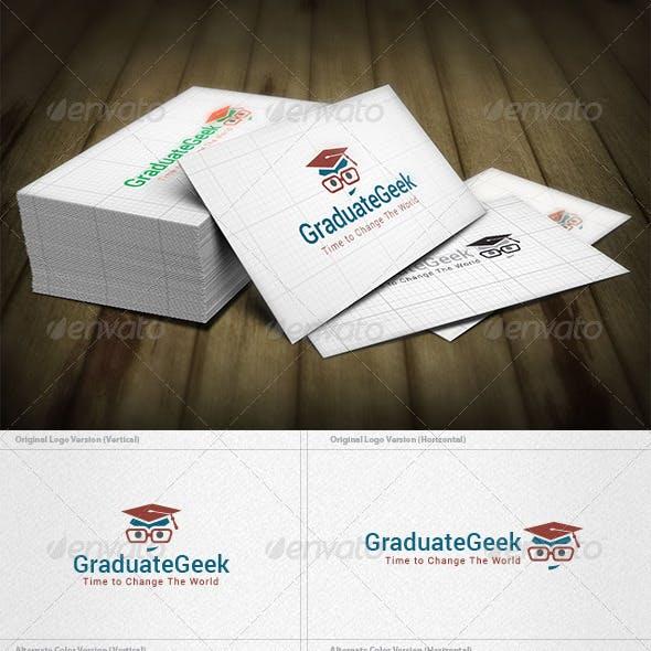 Graduate Geek Logo