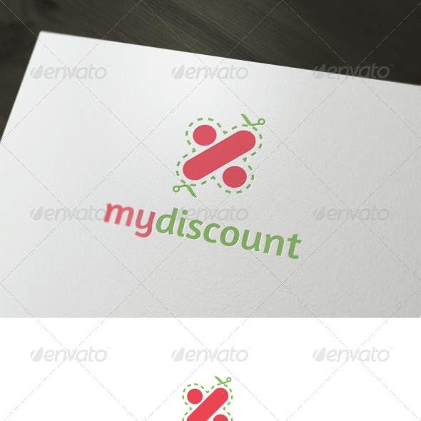 My Discount Logo