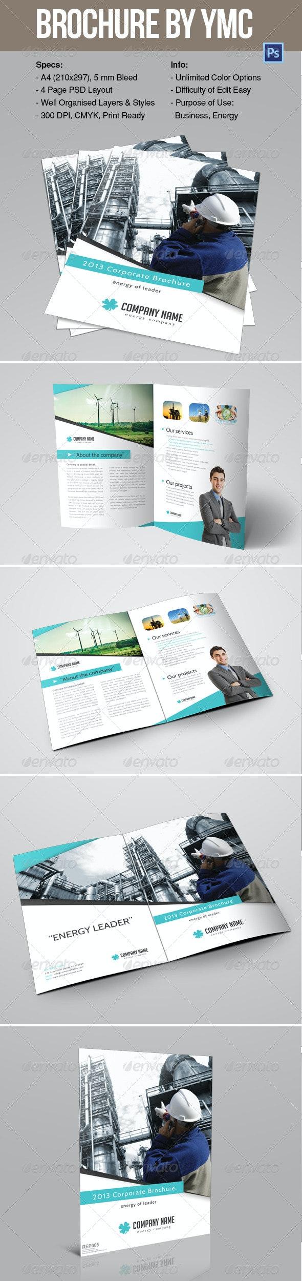 Brochure - Print Templates