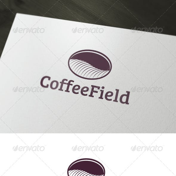 Coffee Field Logo