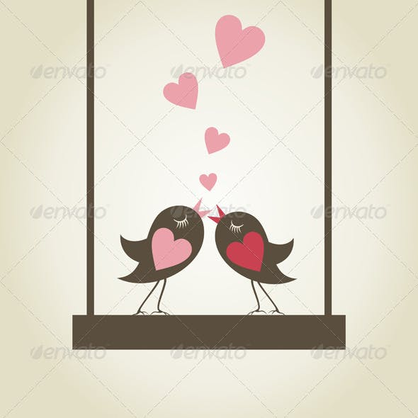 Bird of Love 9