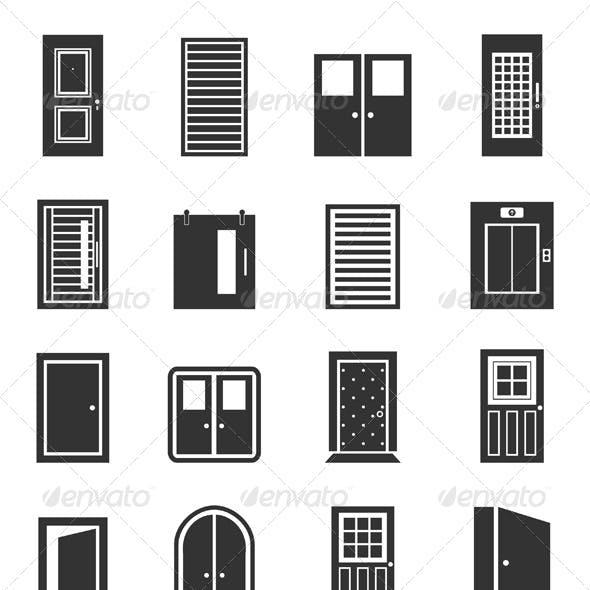 Door Icons
