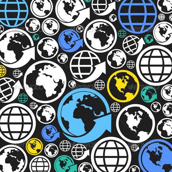 World a Background